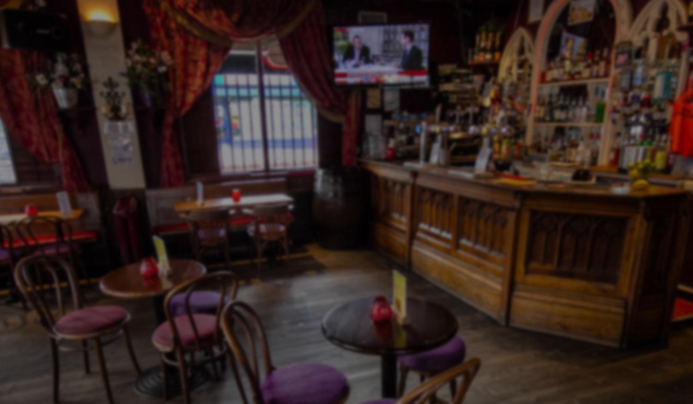 Home - Trinity Bar