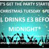 We're getting the Christmas season started early! Great new Tuesday Night deals