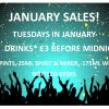 The January Sales are now on!
