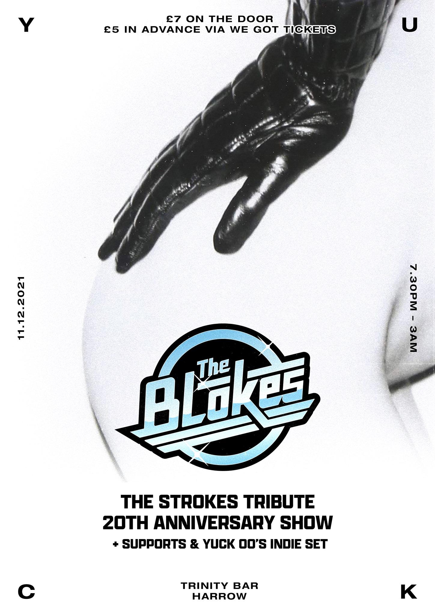 The Blokes - Strokes Tribute